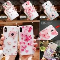 Luminous Spring Flowers Case For Oppo F3