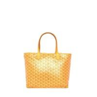 Tas Wanita Authentic Goyard Artois Tote Bag - Yellow