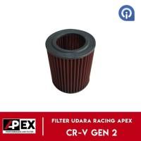 Filter Udara Racing CRV 2003-2007 Generasi 2 APEX