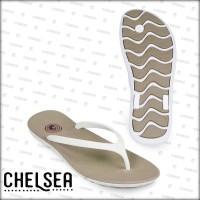 [Official] Sandal Camou Wanita CHELSEA Oatmeal