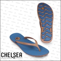 [Official] Sandal Camou Wanita CHELSEA Agave