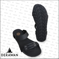 [Official] Sandal Camou Pria DERAWAN Hitam