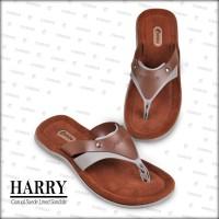 Sandal Camou Pria - Man - Laki Harry Copper
