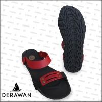 [Official] Sandal Camou Pria DERAWAN Merah