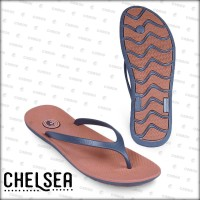 [Official] Sandal Camou Wanita CHELSEA Kennel