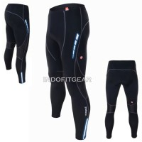 VEOBIKE MAN BIKE PANTS - CYCLING LONG PANTS - CELANA SEPEDA PANJANG