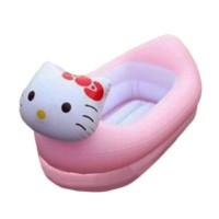 Munchkin Bello Kitty/Bathtub baby/bak mandi baby Hello Kitty Sanrio