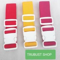 strap koper gantungan koper serbaguna warna warni jual per 1pc murah