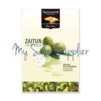Herborist Zaitun Facial Mask Sheet 23ml / Masker Wajah