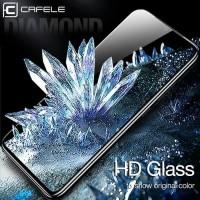 XIAOMI MI9 MI 9 CAFELE ORIGINAL TEMPERED GLASS FULL COVER FULL GLUE