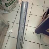 """Pipa PVC Transparan 3/4"""" (inch) 1 Meter"""