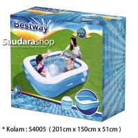 Bestway 54005 Kolam Renang Anak [201 x150 x51cm] / Kolam Anak