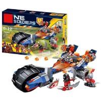 Macy s Thunder Mace - LELE 79306 - Nexo Knights