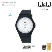 Q&Q QnQ QQ Original Jam Tangan Pria Analog - VQ66 VQ66J Water Resist