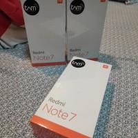 xiaomi redmi note 7 4/64 gb 48 MP free tempered glass TAM