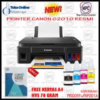 Printer Canon G2010 3In1 Print Scan Copy Tinta Original Resmi