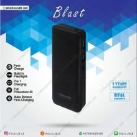 Delcell Blast 9000mAh Powerbank Real Capacity Original Garansi Resmi