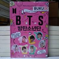 Buku Ngakak Bareng BTS + Poster