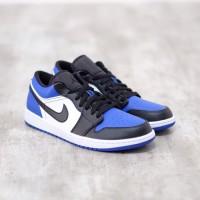 Nike Air Jordan 1 Low Royal Toe 100% Authentic