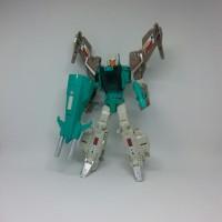 Mainan Robot Weijiang Transformers Titans Return Brainstrom- Braincave