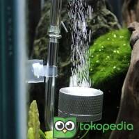 CPT - Set CO2 Diffuser Penyemprot CO2 Moss aquarium aquascape difuser