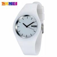Jam Tangan Wanita SKMEI Fashion Casual quartz watch Silicone