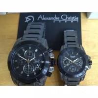 Jam AC Alexandre CHristie 6226 Full Black Couple Original
