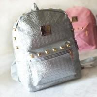 Mini Backpack Korea Style Tas Ransel Import Murah Wanita Ready Stock