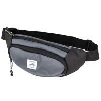 JFR Tas Slempang Sling Bag Bahan Polyester JT09 GREY