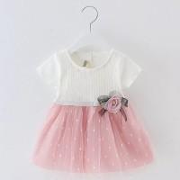 Gaun pesta bayi/ gaun pesta anak / dress bayi/ dress anak lucu