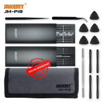 Jakemy 49 in 1 Obeng Set Portable & Precision DIY Screwdriver - JM-P18