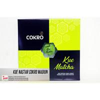 Kue Nastar Bluder Cokro Matcha & Nanas - isi 9 pcs