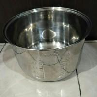 Cosmos Panci Rice Cooker Magic Com Stainless 1,8L s/d 2 liter Original