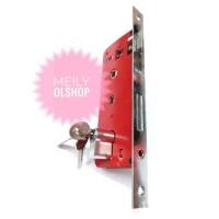 Body Kunci Pintu Ukuran Besar / Kunci Pintu Rumah / Body Kunci