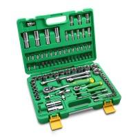 """Tekiro kunci sock set 94pcs (1/4""""-1/2"""") box plastik / socket set"""