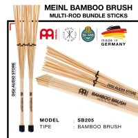 Stick Drum Meinl SB205 Bamboo Brush Multi Rods Drumstick Stik Bambu