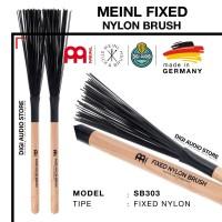 Stick Drum Meinl SB303 Fixed Nylon Brush - Drumstick - Stik Brush