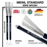 Stick Drum Meinl SB300 Standard Wire Metal Brush Drumstick Stik Brush