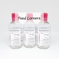 Bioderma Sensibio H2O Micellar Water /Bioderma Pink /Pembersih Makeup