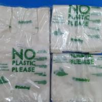plastik organik singkong size 17