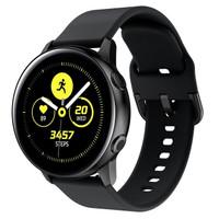 Strap Silicon Samsung Galaxy Active Sport Gear Smart Watch Tali Jam