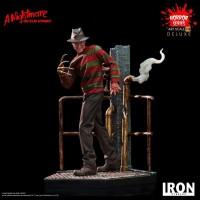 Iron Studios Freddy Krueger Deluxe 1/10