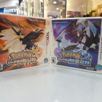 3ds pokemon ultra sun n moon