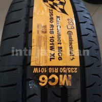 Ban Mobil Alphard Vellfire Innova 235/50 R18 Continental MC6