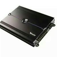 power amplifier venom diablo VD 406 4 channel crv turbo