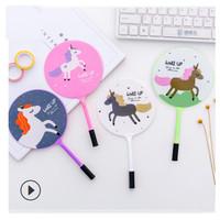 Pulpen Kipas Unicorn/Animal/Fruit/Animal Girl/Kitten