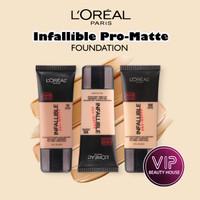 ⭐ VIP ⭐ L'Oreal Infallible Pro Matte Foundation