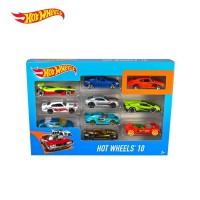 Hot Wheels 10 Car pack - Mainan Mobil Balap