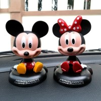 Cover Dashboard Mobil Mickey Mouse