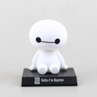Cover Dashboard Mobil Baymax